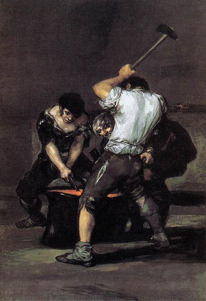 411px-Goya_Forge